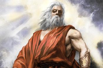 古代兵器ウラヌスとギリシャ神話