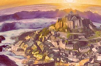 【考察】扉絵に重大伏線!! ネフェルタリ家のマリージョア移住拒否の理由と「巨大な王国」