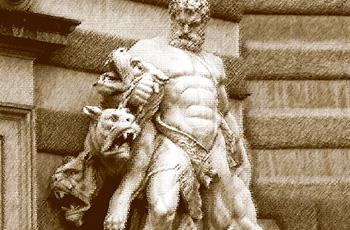 古代兵器プルトンとケルベロス黒ひげティーチ