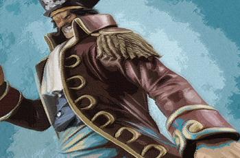 海賊王ゴール・D・ロジャー