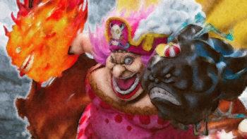 【ソルソルの実】ハーフ&ハーフ!?ビッグマムとカルメルの悪魔の実伝達の謎を考察