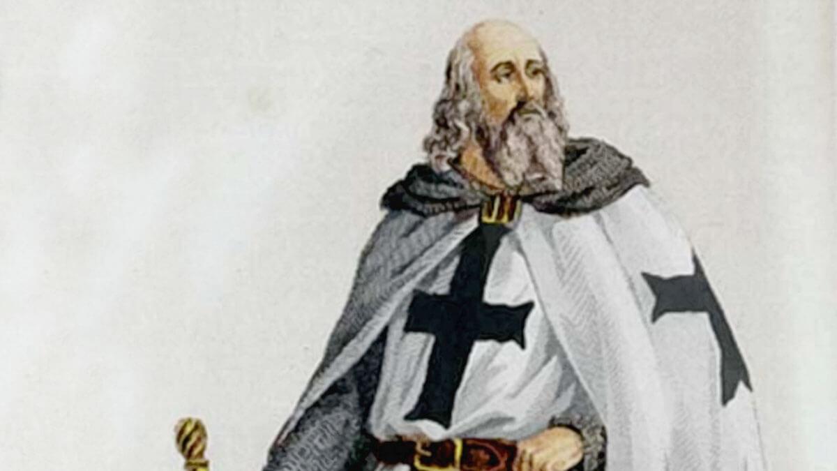テンプル騎士団ジャック・ド・モレー